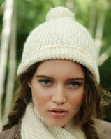 Adie Pompom Hat Knit Tin Kit